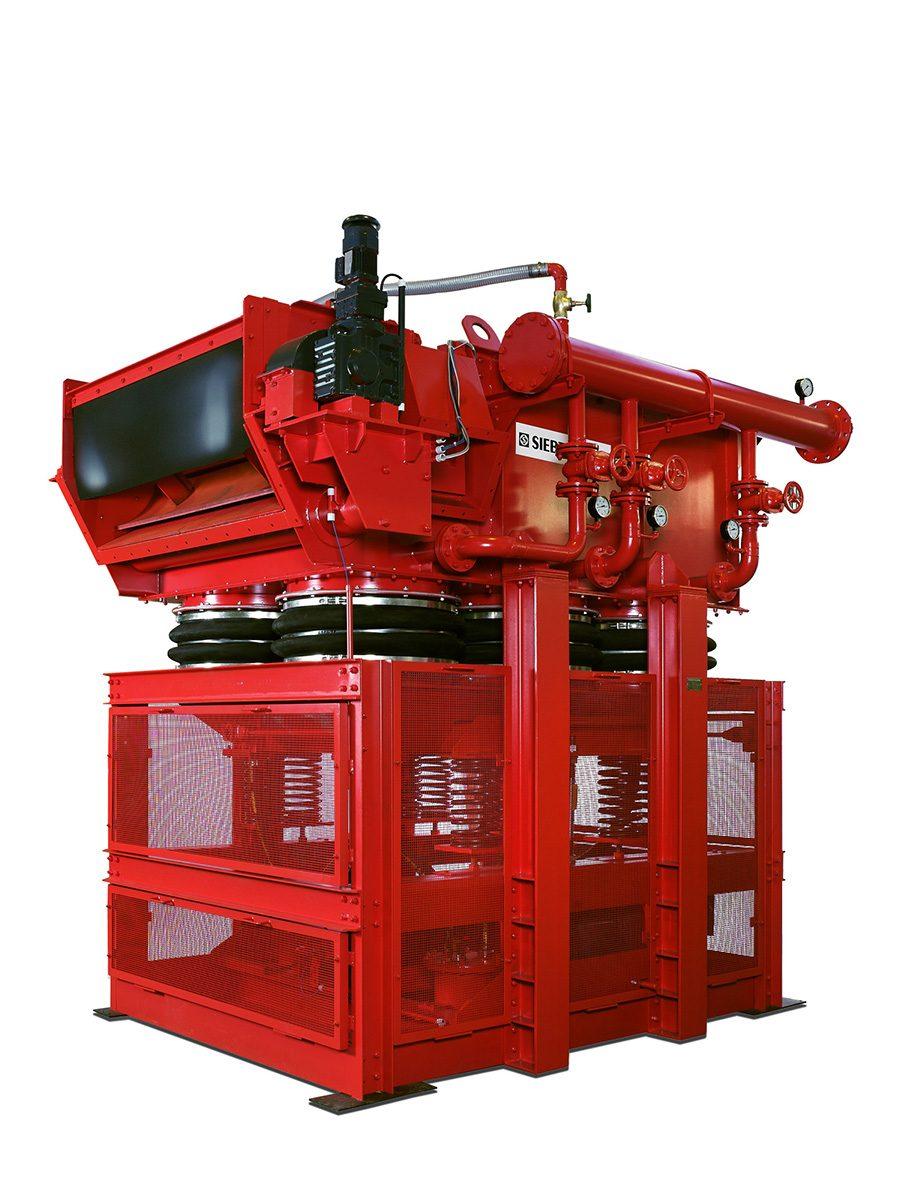 Schwingsetzmaschine