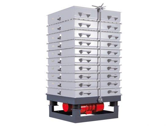 Groß-Analysensiebmaschine GAS 1000
