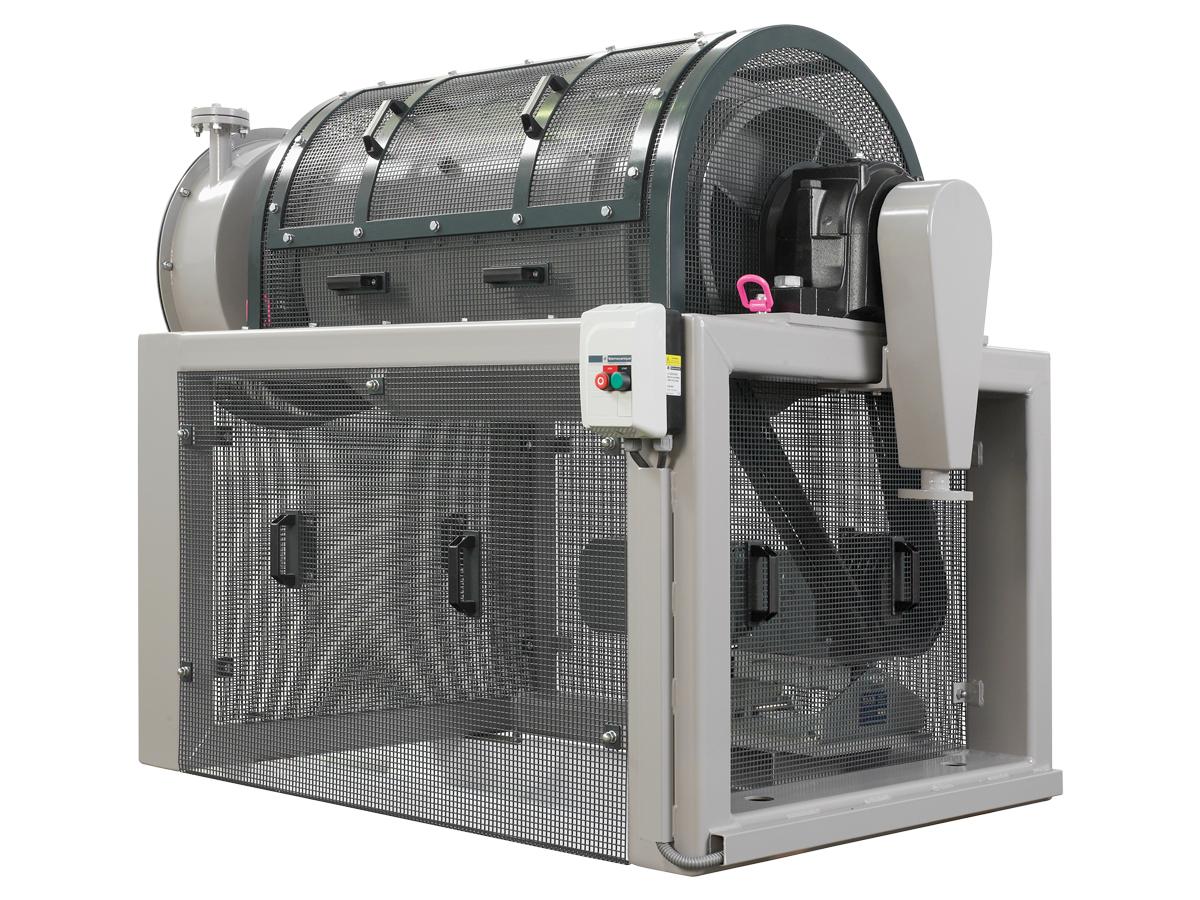 kontinuierliche Trommelmühle TNS 200 K