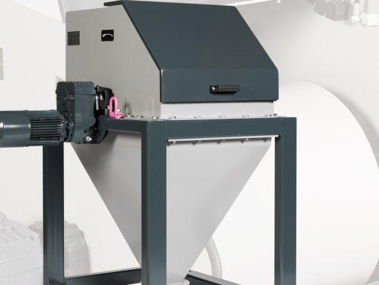 Trommelmühle TTS für die Fein- und Feinstzerkleinerung