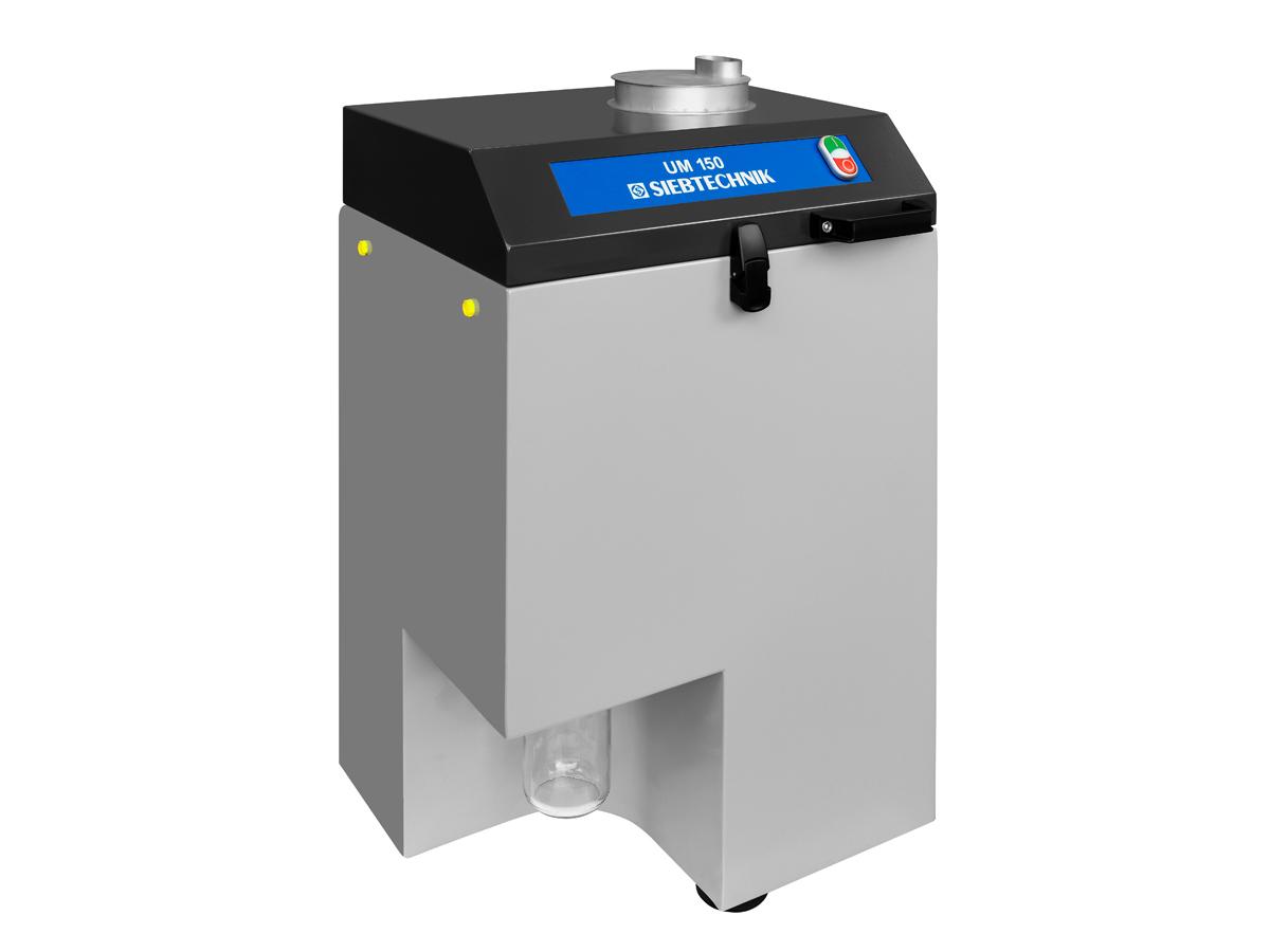 Universalmühle UM 150 zur Feinzerkleinerung von trockenen, spröden, mittelharten Materialien