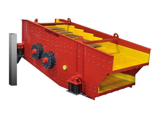 Ellipsenschwingsiebmaschine