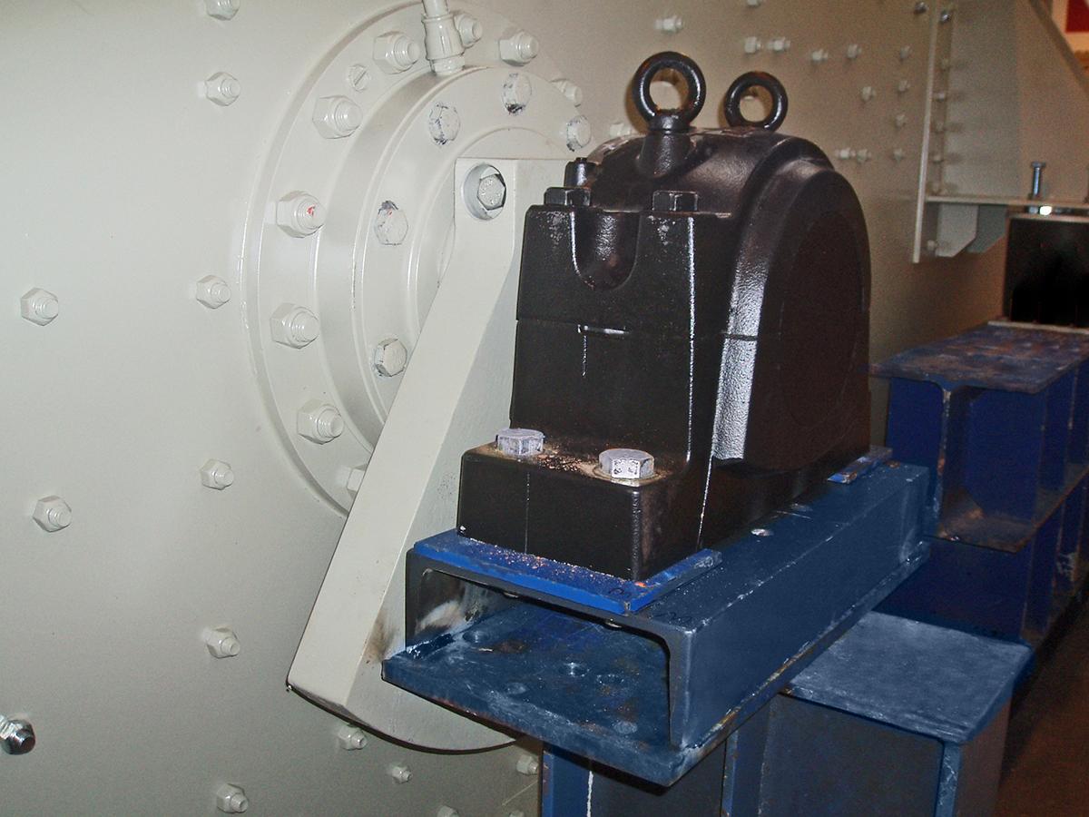 Exzentersiebmaschine VS