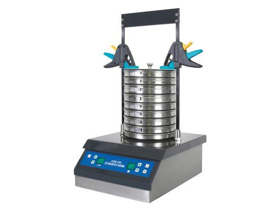 SIEBTECHNIK Analysensiebmaschine ASM 200