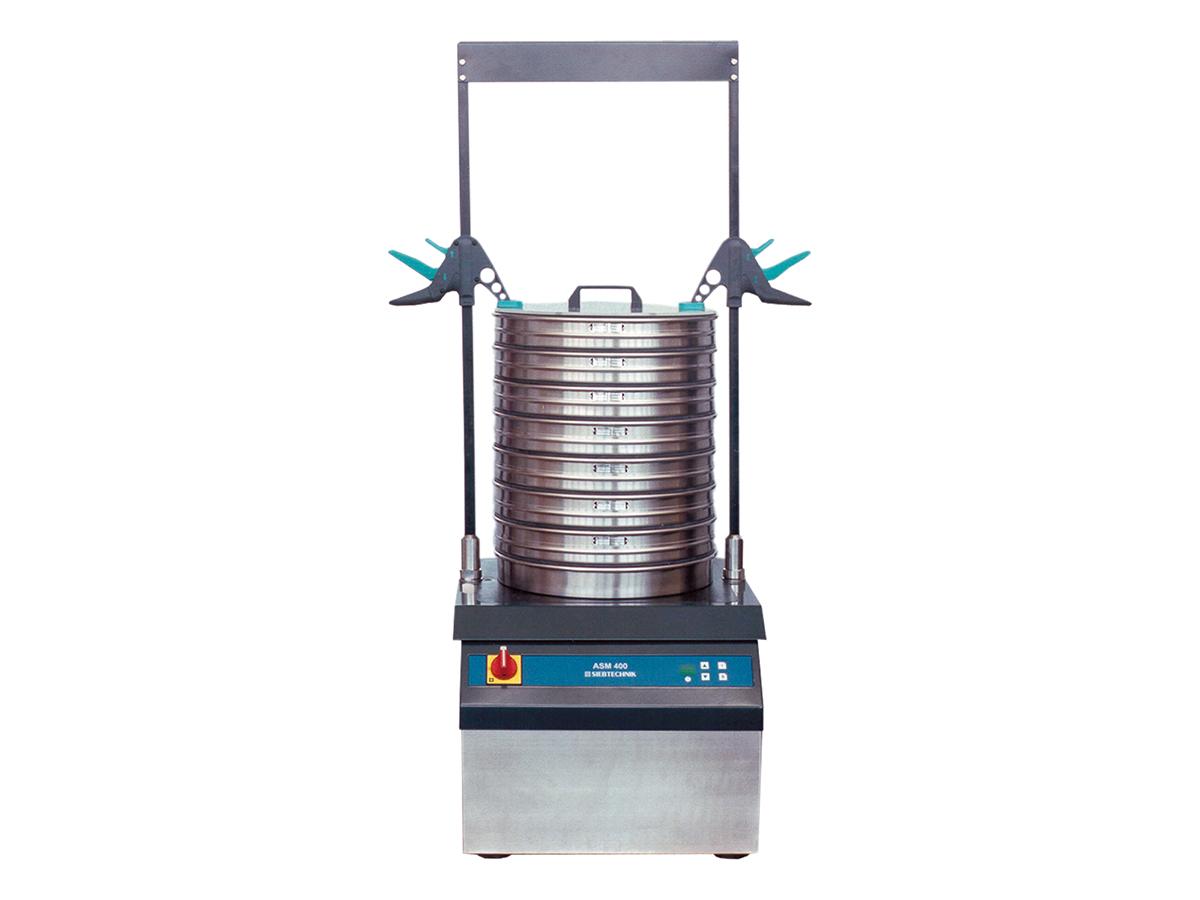 SIEBTECHNIK Analysensiebmaschine ASM 400