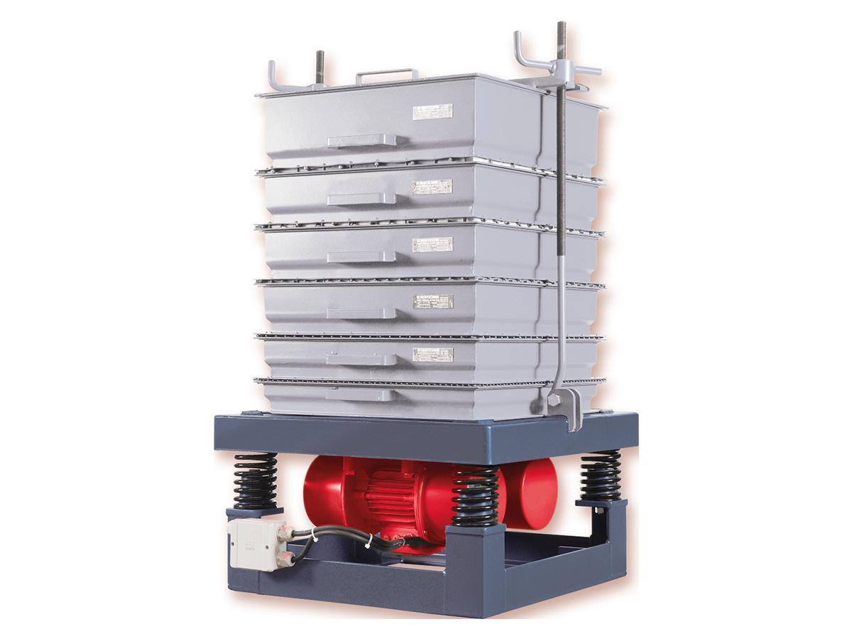 Groß-Analysensiebmaschine GAS 500