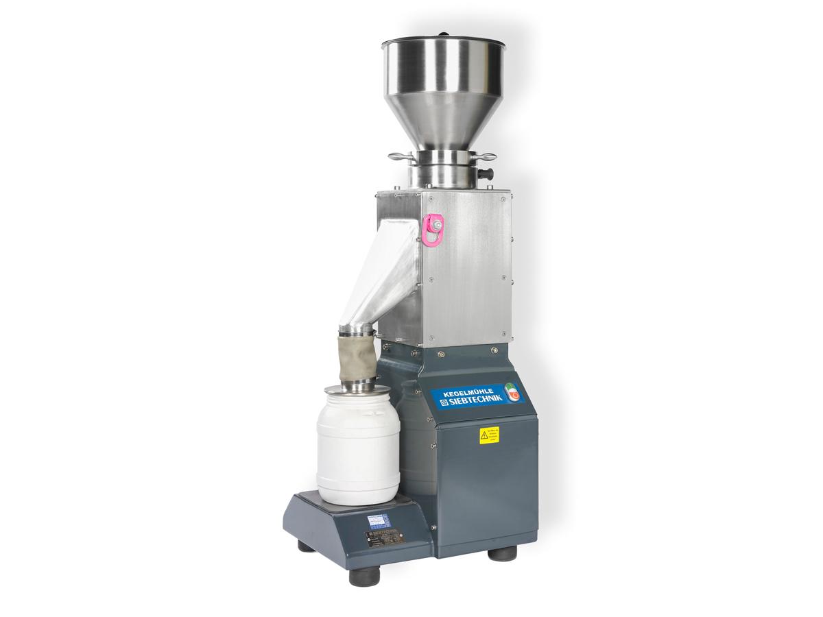 Kegelmühle KM 65 für thermisch sensible Produkte oder sehr harte Stoffe