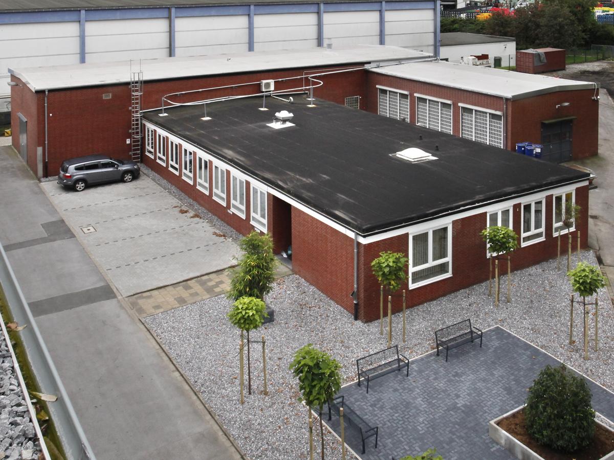 Labor und Technikum in Mülheim